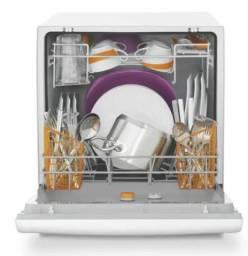 Lava louças Brastemp clean 6 serviços