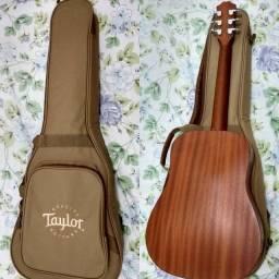 Violão Acústico Taylor Aço Baby Mahogany - BT2