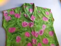Blusa ou vestido tamanho G 42