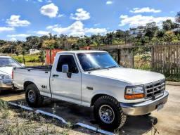 Ford F-1000 XL 1997 4.9i 6cc Gasolina Completa