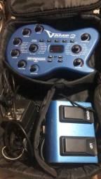 V-amp 2 zerado muito bem cuidado