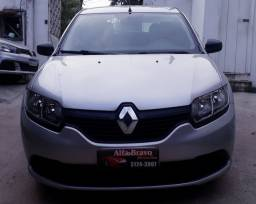 Renault sandero completo otimo para uber e 99 pop, aprovamos sem renda e cnh !!!