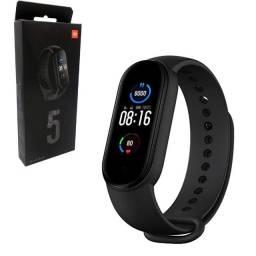 Lançamento Xiaomi Mi Band 5 Pulseira Smartwatch Versão Global+Brindes