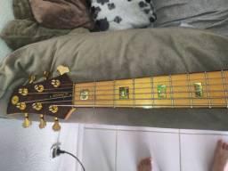 Contra baixo Lancer luthier