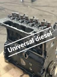 215- Motor compacto cummins serie b 4cil