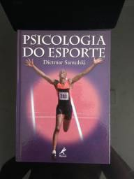 Livro Psicologia do Esporte - Dietmar Samulski