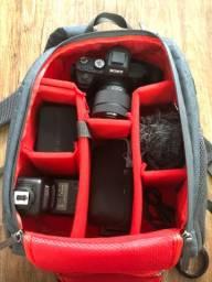 Câmera Sony Alpha a7ii Importada