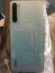 Troco Redmi Note 8 128gb