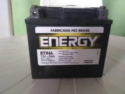 Bateria de moto R$60