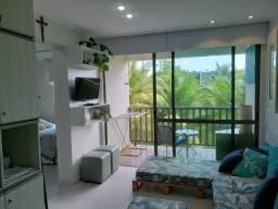 MM,apartamento 2 suítes  Beach Class Muro Alto. *