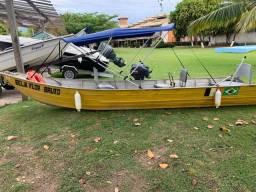 Vendo Barco 6m