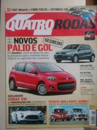 Revista quatro rodas 613 janeiro 2011