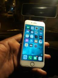 IPHONE 6(S) 32GB DE MEMÓRIA 4G CARREGADOR PELÍCULA..