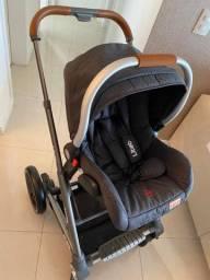 Carrinho+Bebê Conforto Litet!