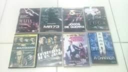 filmes em DVD para quarentena