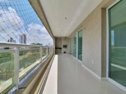 Alugo apartamento com 160me em Lagoa Nova e varanda Gourmert