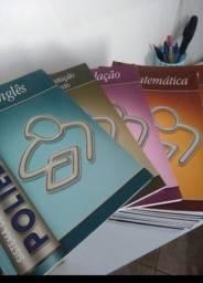 Kit 31 livros PREPARATÓRIO ENEM!!!