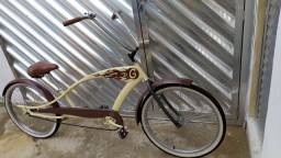 Bicicleta retro,