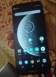 Moto G6 Play com Problema