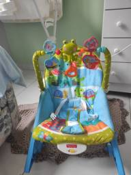 Cadeira de descanso Fisher price 18kg