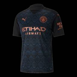 Camiseta Manchester City away 20/21