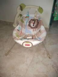 Vendo cadeira de massagem para bebê