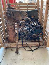 Vendo motor diesel 2.2 da mahindra