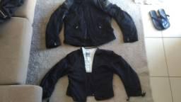 Conjunto jaqueta e calça Titanium Tutoo
