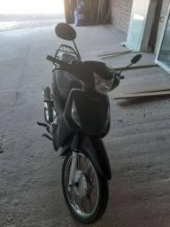 Honda biz 2010, com partida elétrica