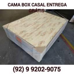Promoção de Cama Box Casal