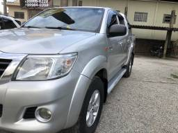 Toyota Hilux SR 2.7 Flex Automático com GNV 5