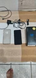 Vendo S9 semi novo 6 meses de uso, faço  troca em iphone do 7 plus em diante dou volta!