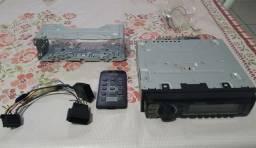 Aparelho automotivo Pioneer USB/CD