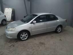 Vende-se Corolla XEI 1.8 2008 Prata Completo