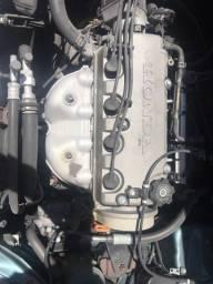 Motor Honda civic 1.6 16v LX ano 98