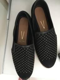 Sapato flatform vizzano 37