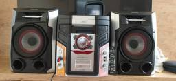 Mini Hi-Fi System c/MP3 - Philips