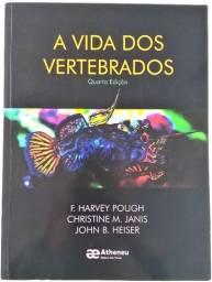 A Vida dos Vertebrados - 4ª Edição 2008
