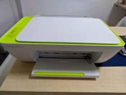 Impressora Multifuncional HP com Cartuchos Preto e Colorido. Aceito Cartão!
