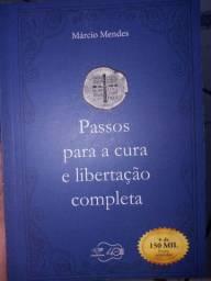 """Livro """"Passos para a cura e libertação completa""""."""
