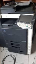 Impressora Konica c451 com finicher + Konica c550
