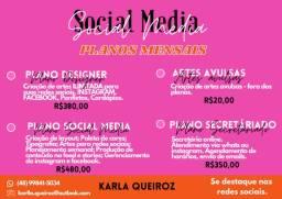 Social media - Designer - Marketing digital para sua empresa