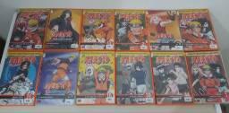 DVDS ORIGINAIS NARUTO