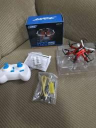 Mini Drone JJRC H20 Com 6 Motores - Novo e 2 Baterias
