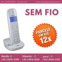 Telefone sem Fio Vtech com Identificador de Chamadas Dect 6.0 Branco