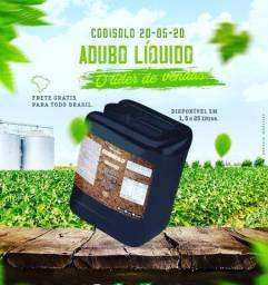 Adubo líquido 20-05-20