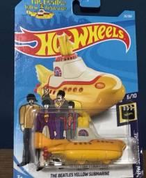 Submarino The Beatles - Hot wheels