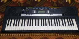 Pra 243 yamaha teclado super novo ainda