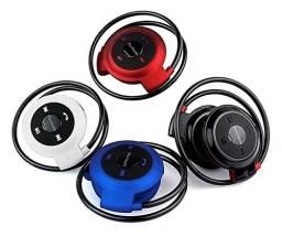 Fone de ouvido mini-503 bluetooth / micro sd
