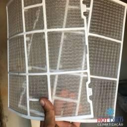 Instalação, manutenção, higienização ar condicionado e maquinas de lavar